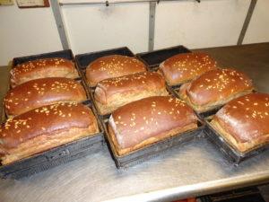 Freshly Baked Multigrain Loaves