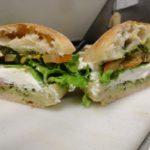 goat cheese rustica sandwich